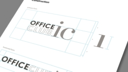 IFC Mall | Office Club ic | visual identity design