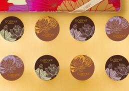 Godiva | Mid-Autumn 2017 | packaging design