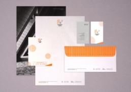 Popsible Group | Popway Hotel Hong Kong | brand stationery design