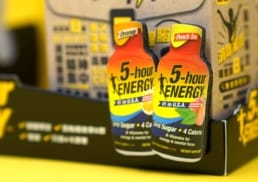 5-hour Energy | Seasonal Package | posm design