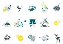 Asia Miles | Let's Go Sapporo | graphic design