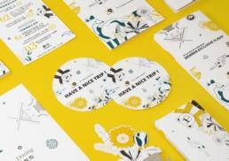 Asia Miles | Let's Go Sapporo | print design & production