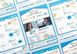 ETC Finance | Campaign 2018 | print design