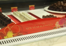 Godiva | Chinese New Year 2018 | point-of-sale design
