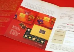 Godiva | Chinese New Year 2018 | photography & brochure design