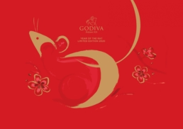 Godiva | Chinese New Year 2020