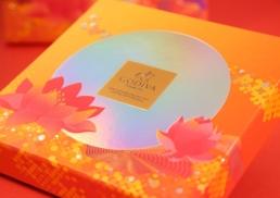 Godiva | Mid-Autumn 2018 | packaging design