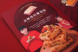 Hung Fook Tong | Chinese New Year 2020 | brochure design & photography
