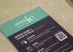 IFC Mall | Office Club ic | print design