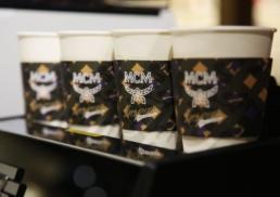 MCM   MCM Cafe Corner   marketing campaign's print design