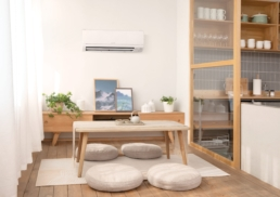 Mitsubishi Electric | GS series air-conditioner | photography