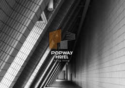 Popsible Group | Popway Hotel Hong Kong | brand identity