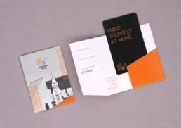Popsible Group | Popway Hotel Hong Kong | keycard set design