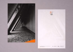 Popsible Group | Popway Hotel Hong Kong | letterhead design