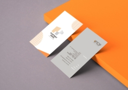 Popsible Group | Popway Hotel Hong Kong | business card design
