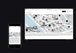 Sino Land | Grand Central | website design & development