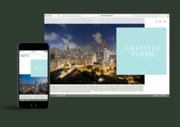 Sino Land | Madison Park | website design & development