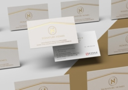 Signature Homes by SHKP | Brand Identity