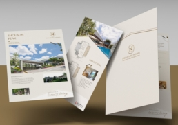 Signature Homes by SHKP | Brand Identity | collaterals design